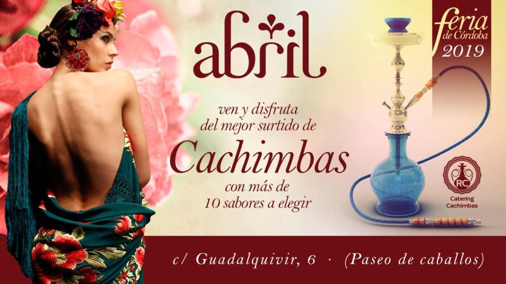 Feria De Córdoba Caseta Abril 2019 - cachimbas