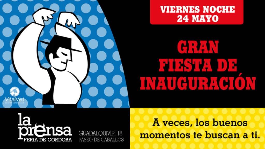 Feria de Córdoba Caseta La Prensa 2019